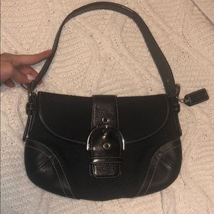 Barely worn Coach purse